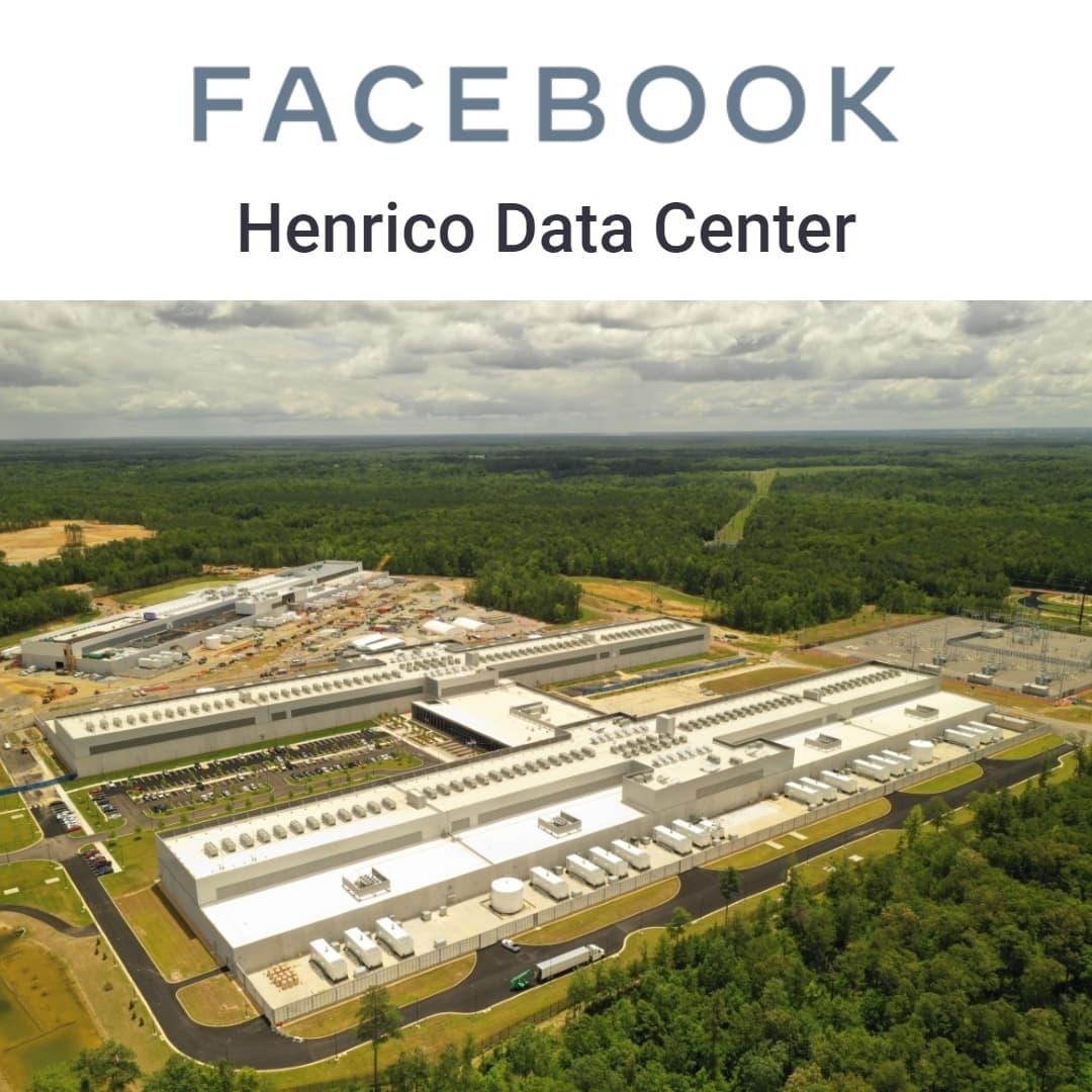 Facebook Henrico Data Center